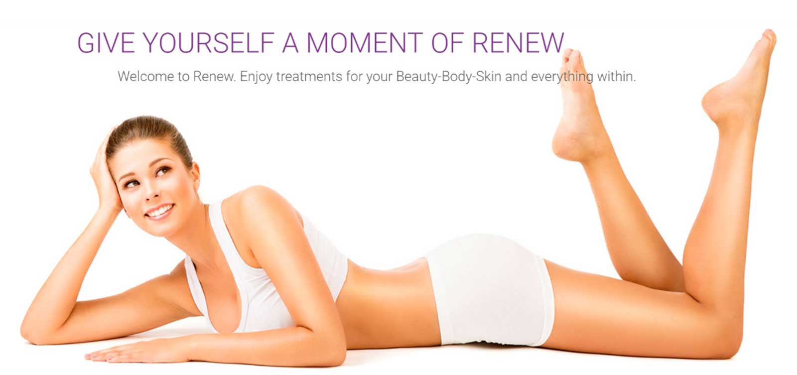 Cellulite Removal And Facial Skin Tightening At Renew Body Contouring